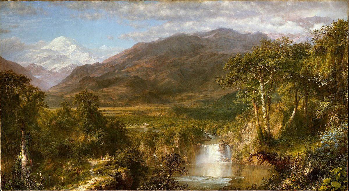 Экспедиция Александра Гумбольдта в Южную Америку и Венесуэлу