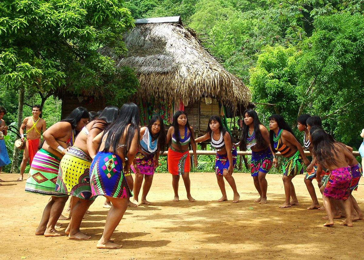 Индейцы Центральной Америки, Туры в Панаму