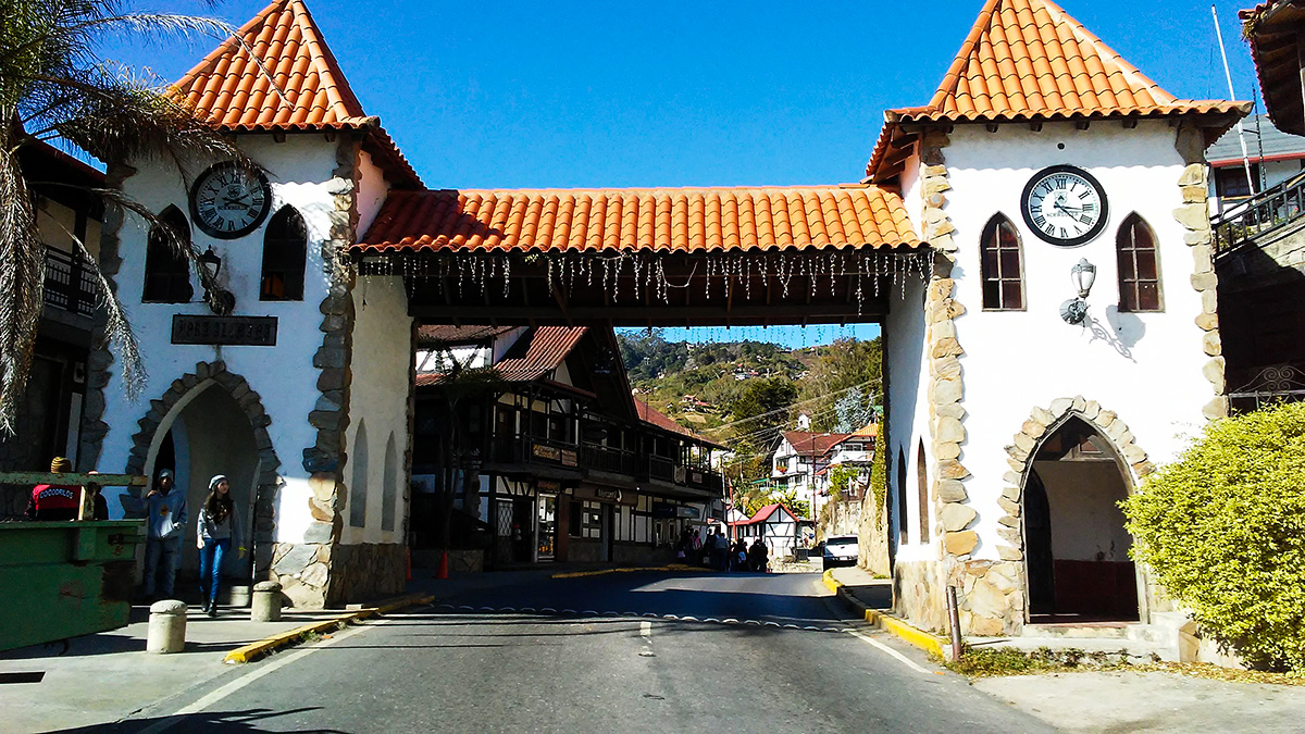 Колония Товар, Туры в Венесуэлу