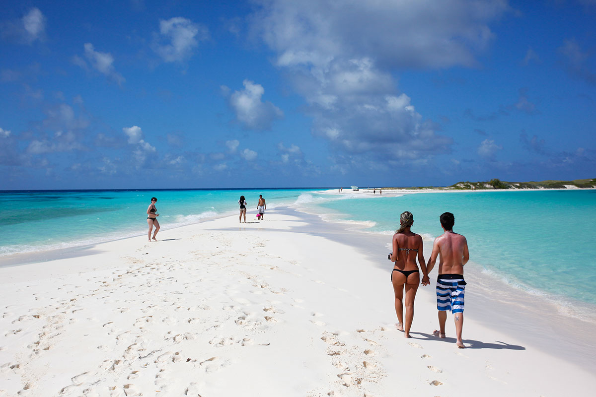 Лучшие пляжи Венесуэлы, Лос Рокес