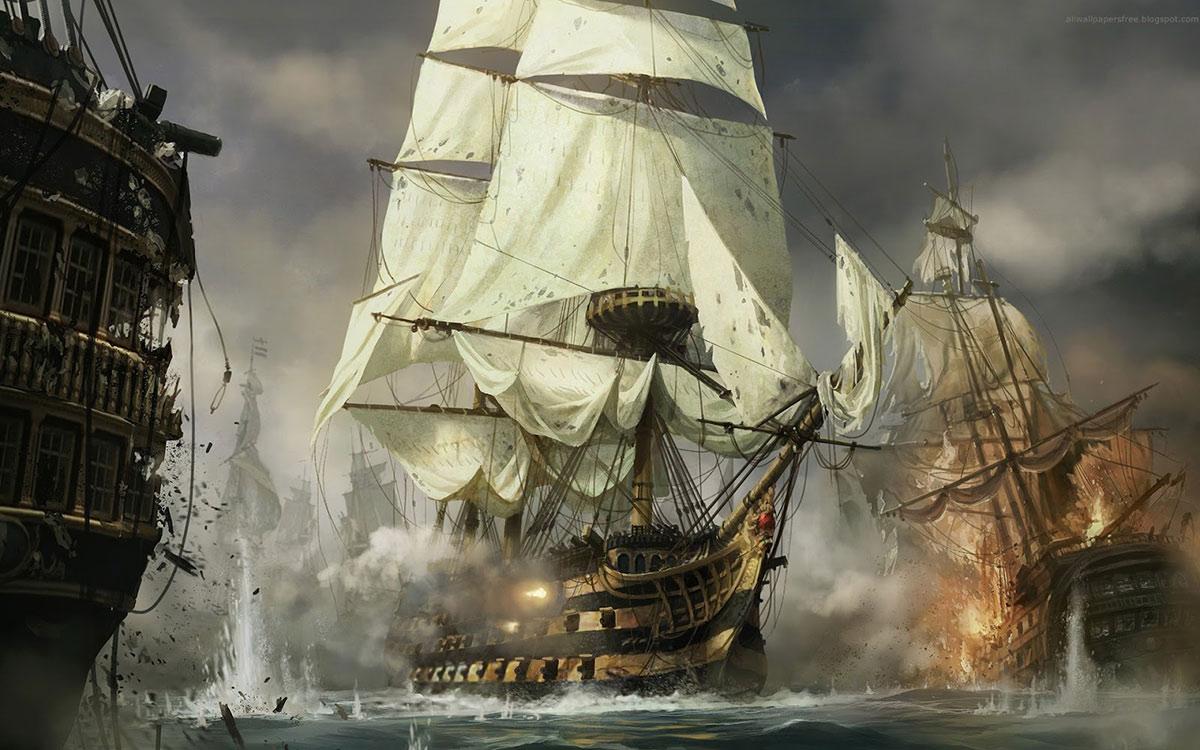 Пираты Карибского моря, Маракайбо, Венесуэла