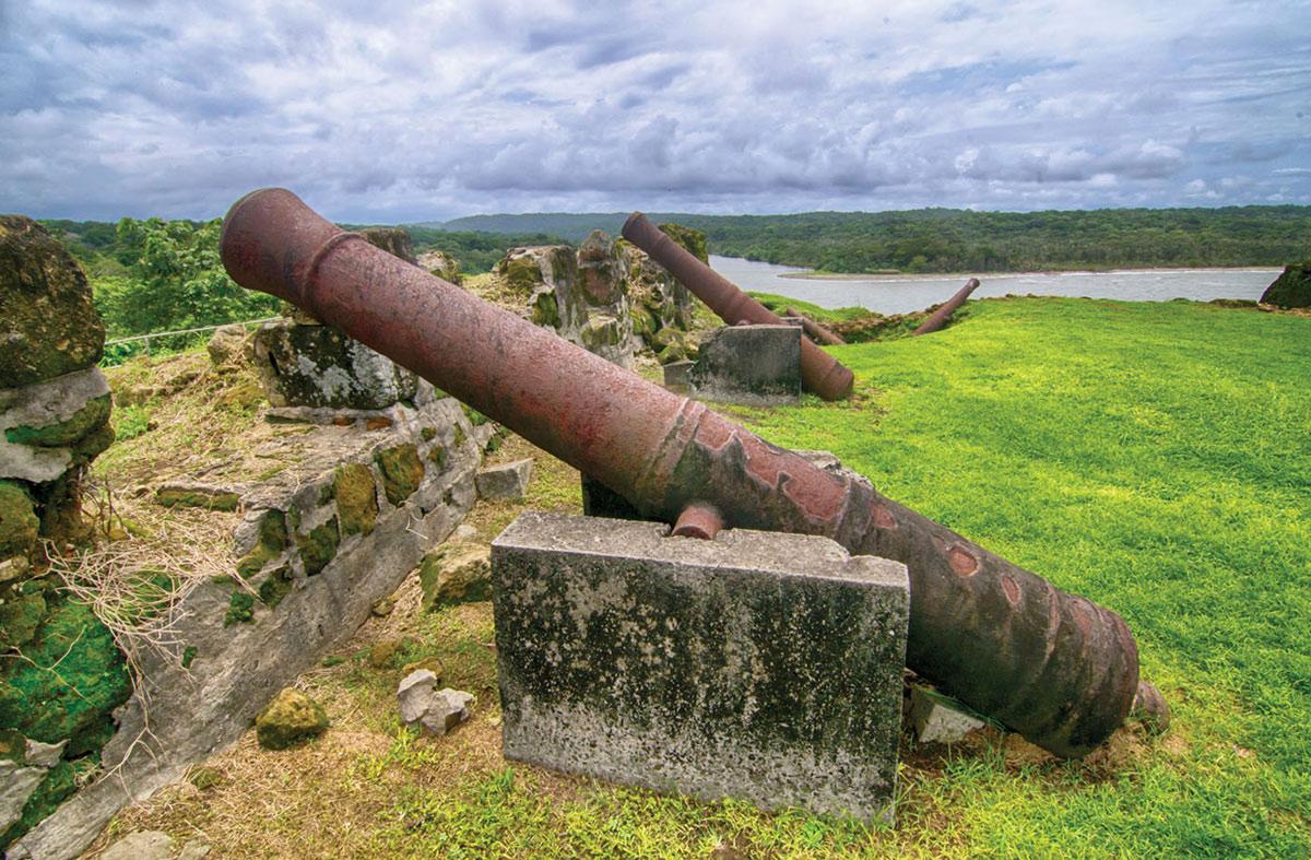Пираты Карибского моря, Портобело, Панама