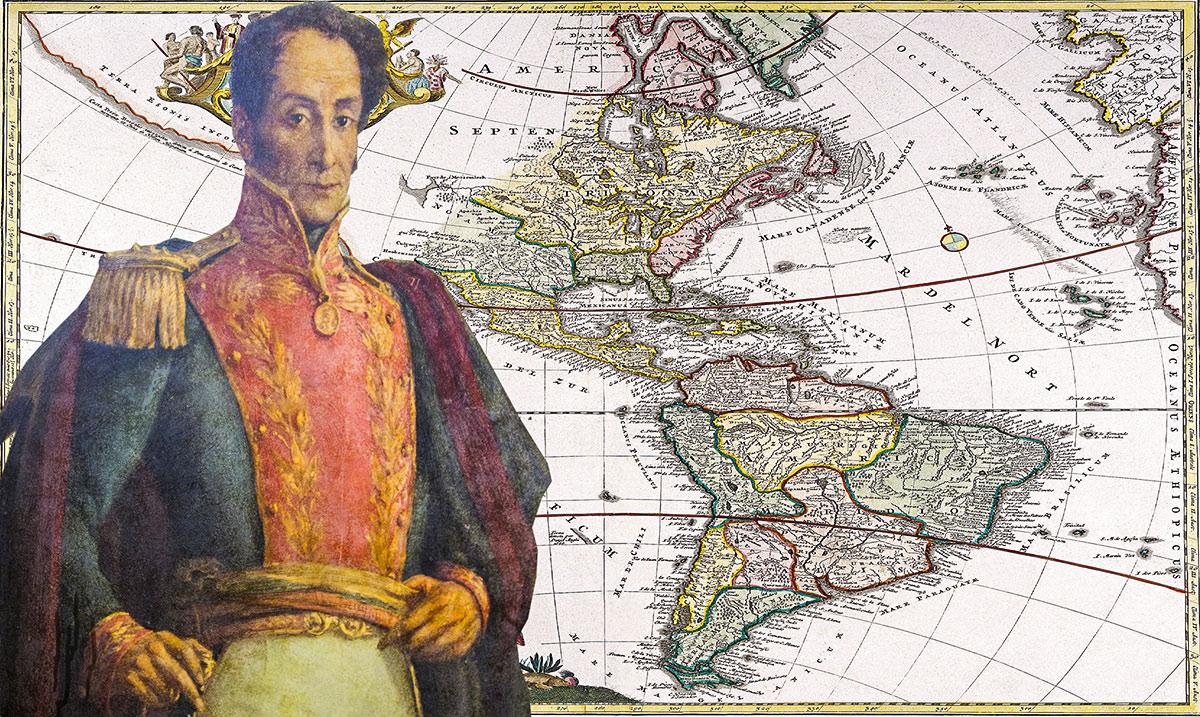 Симон Боливар, Туры в Венесуэлу