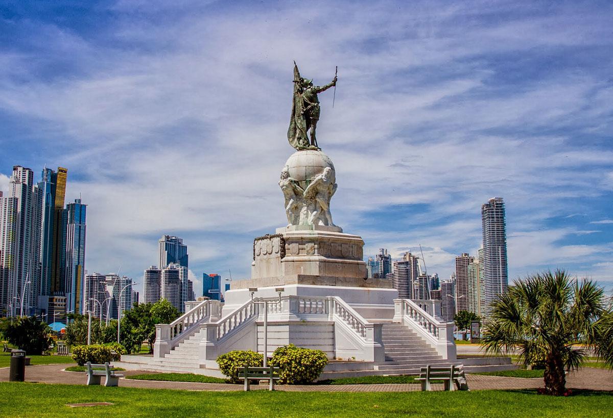 Памятник Нуньес Бальбоа в Панама, Туры в Панаму