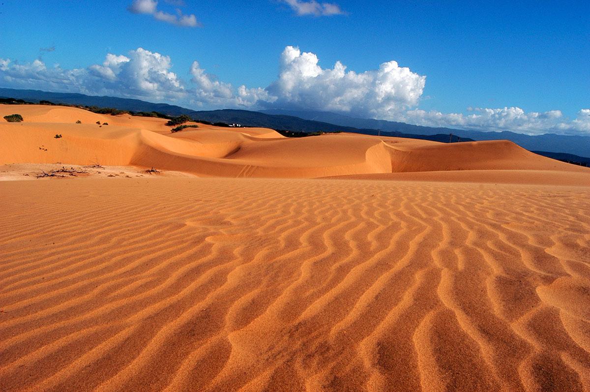 Пустыня Лос Меданос, Венесуэла