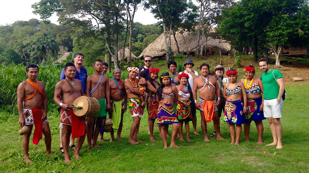 Индейцы Панамы, Туры в Панаму