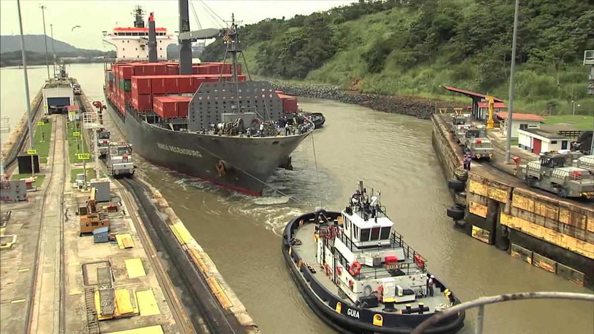 История строительства Панамского Канала