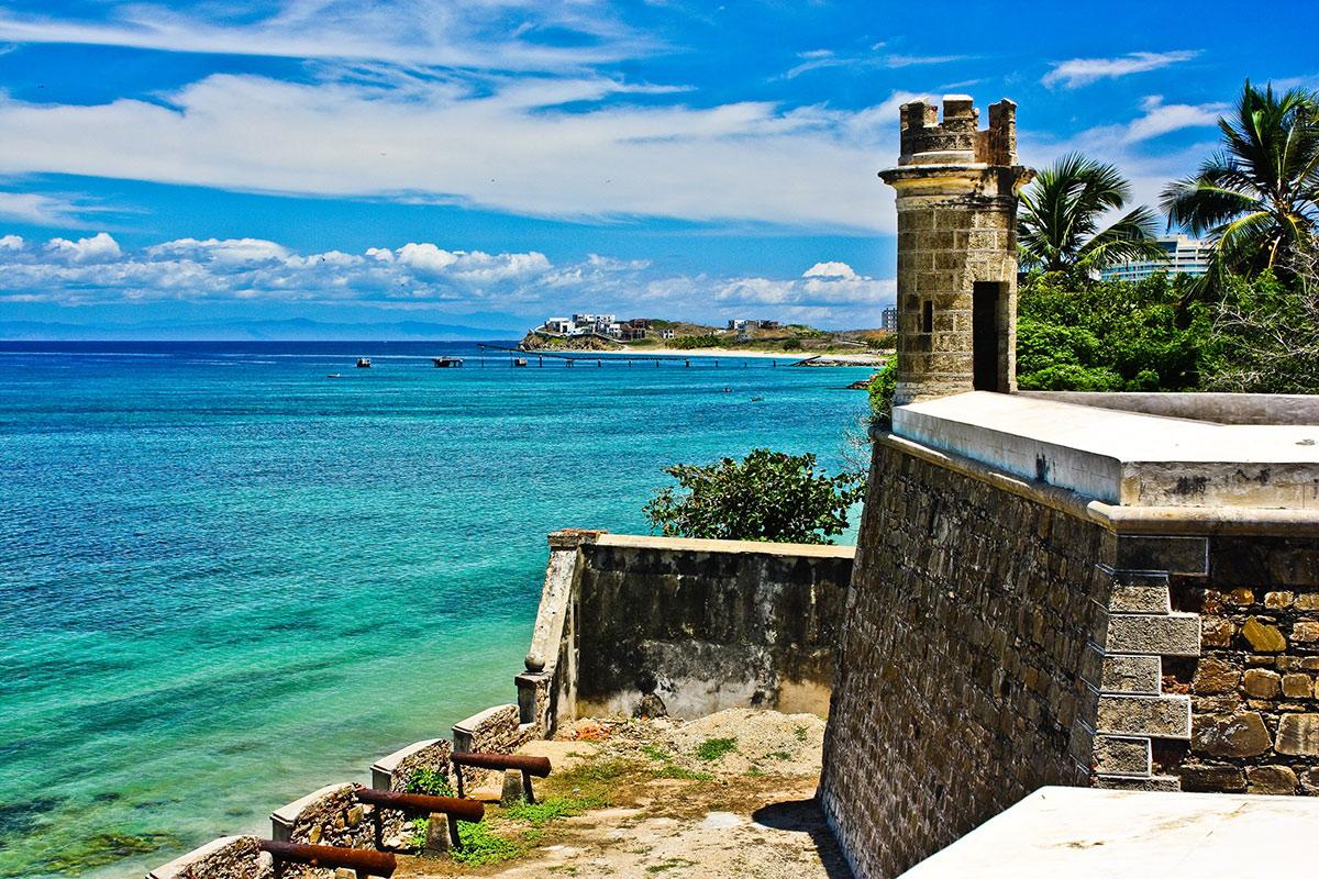 крепость Острова Маргарита, Венесуэла