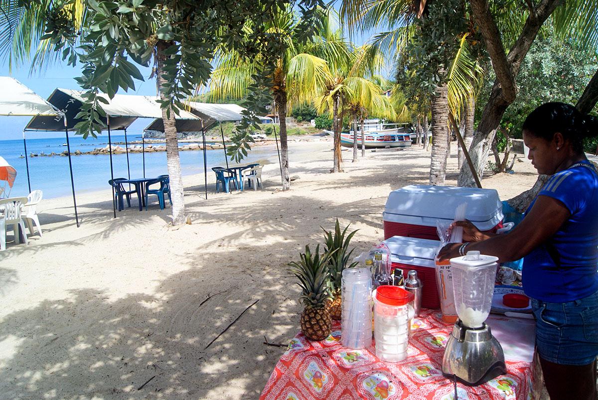 Пляж Острова Маргарита, Венесуэла