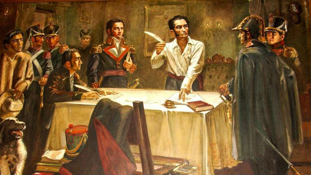 Сочинения Симона Боливара, Венесуэла