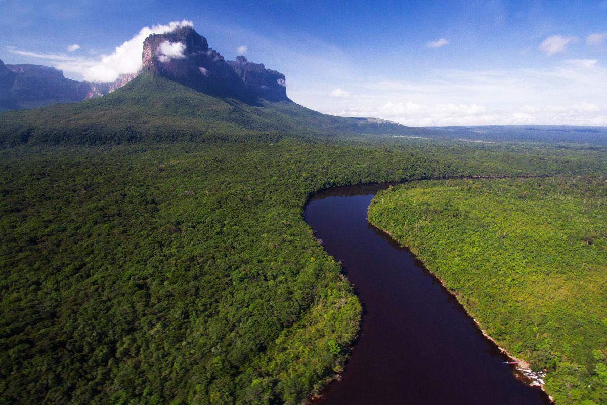 Туры в Венесуэлу, Гран Сабана