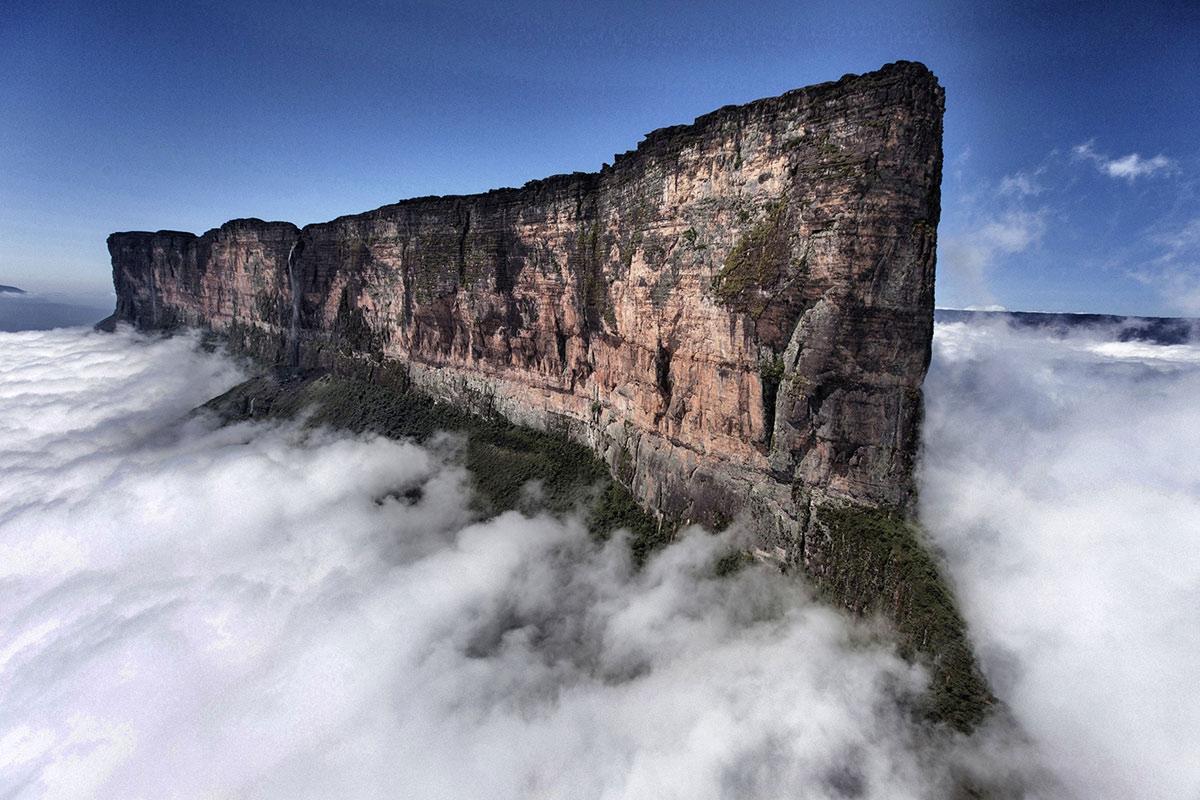 Туры в Венесуэлу, Плато Рорайма