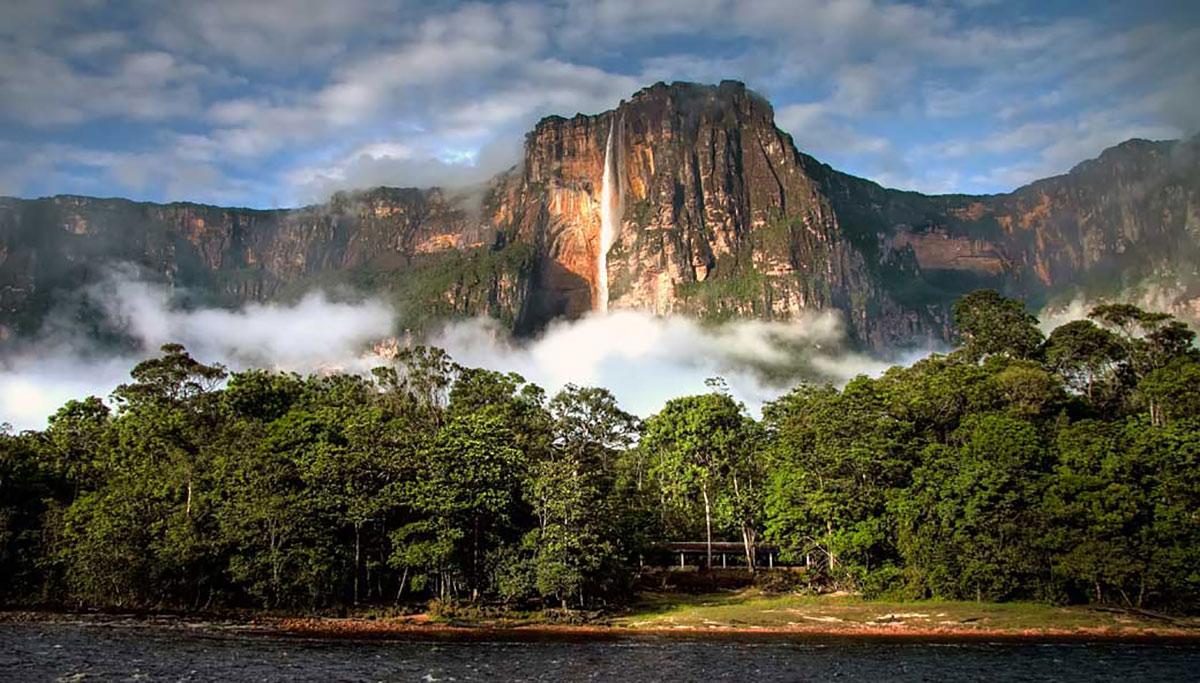 Туры в Венесуэлу, Водопад Сальто Анхель
